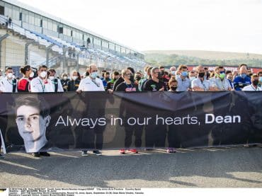 Adieu Dean Berta Viñales
