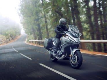 2022 Honda NT1100: Nieuwe Honda-tourer doet zijn intrede