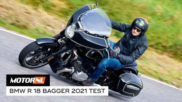 BMW R 18 Bagger 2021 test