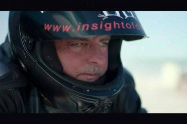 Ben Felten, de snelste blinde motorrijder ter wereld