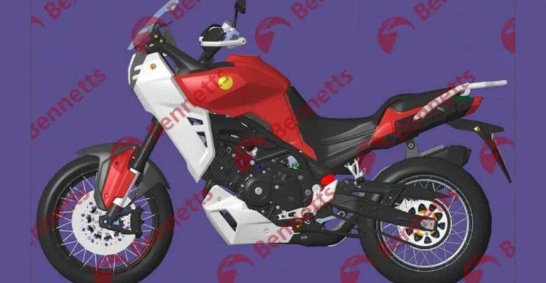 Een nieuwe Benelli-adventure 650cc V2?