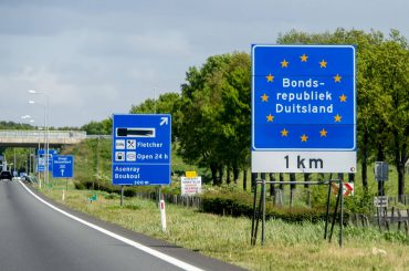 Snelheidsboetes in Duitsland vanaf volgende maand verdubbeld