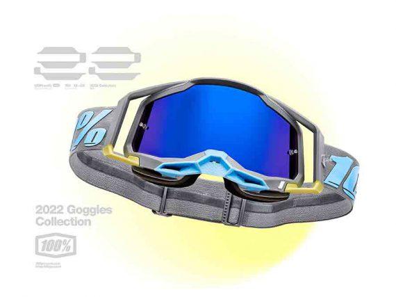 100% Lanceert 2022 brillen-collectie