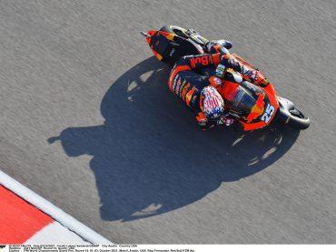 Moto2 Verenigde Staten: Raul Fernandez doet goede zaken