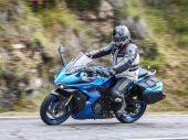 Eerste test 2022 Suzuki GSX-S1000GT: Sportief reisensemble