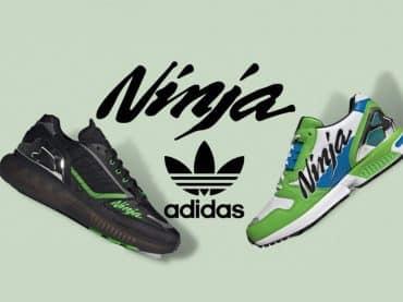 Kawasaki Ninja x Adidas ZX 8000 en ZX 5K Boost sneakers binnenkort gereleased