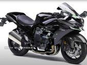Kawasaki ZZX 1500-gerucht: 300 pk, turbocharged sport-toer