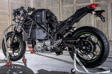 Kawasaki laat ambitieuze toekomstplannen zien