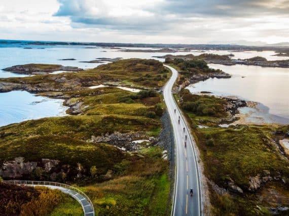 Harley-Davidson Pan America Adventure Experience door Noorwegen