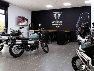 Triumph Motorcycles opent nieuwe Adventure Experience in Spanje