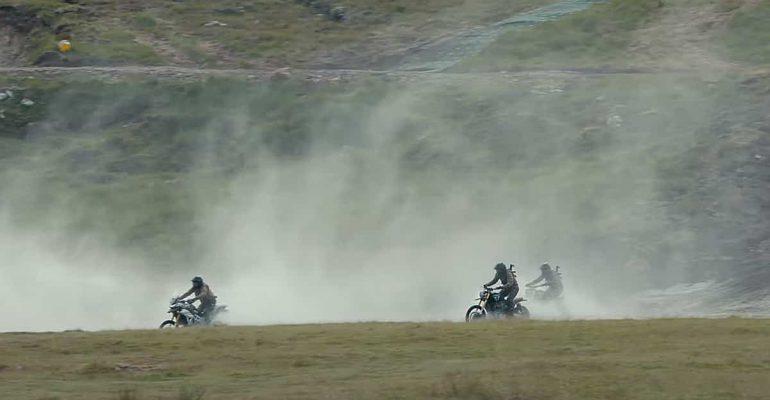 Triumph Motorcycles schittert in James Bond-film No Time To Die