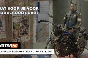 Wat Rij Jij? Ride In – Occasionmotoren 3.000 tot 6.000 euro