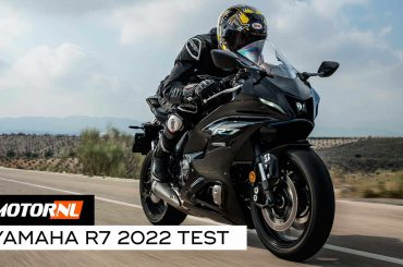 2022 Yamaha R7 – test