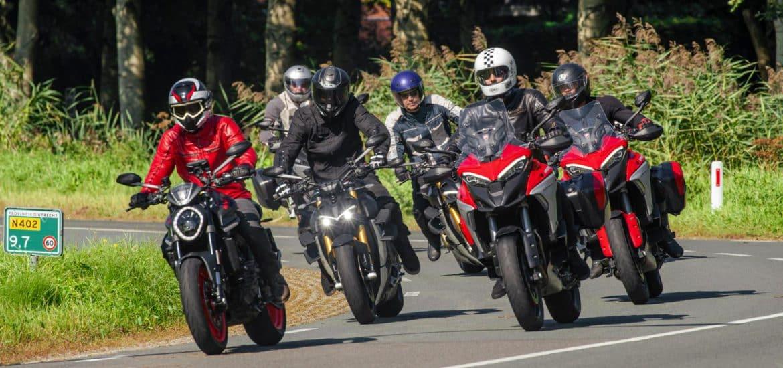 Ducati motoren