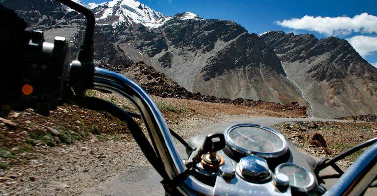 De 10 mooiste motorroutes ter wereld