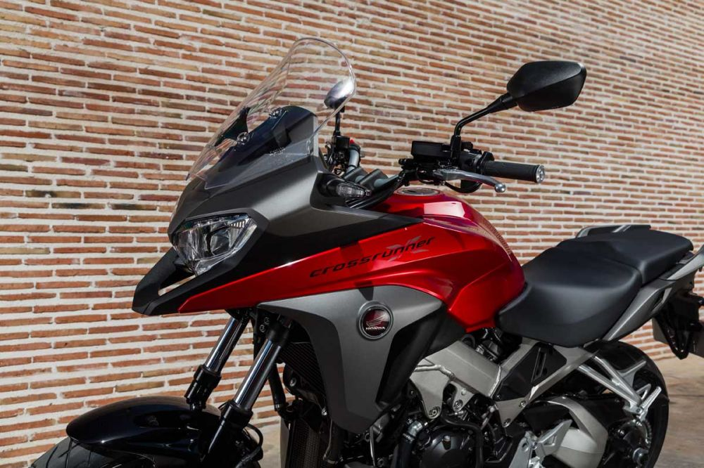 Honda Crossrunner 800 YM15 0032